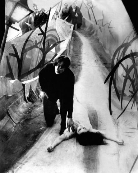 Das Kabinett des Dr. Caligari 1